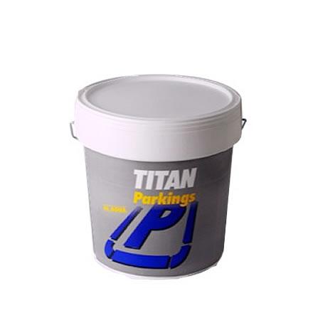 Titan parkings pintura para suelos de garajes pinturas - Pinturas titan precios ...