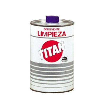 Disolvente limpieza titan pinturas el artista - Pulimento liquido titanlux ...