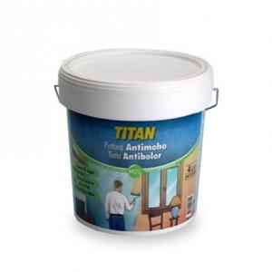 Pintura antimoho titan h22 pintura antihumedad pintura - Pintura antihumedad exterior ...