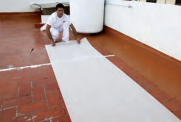 Manual de impermeabilizaci n de azoteas y terrazas ii - Pintura impermeabilizante terrazas ...