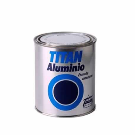 Titan aluminio exteriores pinturas el artista - Pintura antihumedad exterior ...