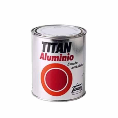 Titan aluminio antical rico esmalte pinturas el artista - Titan antihumedad ...