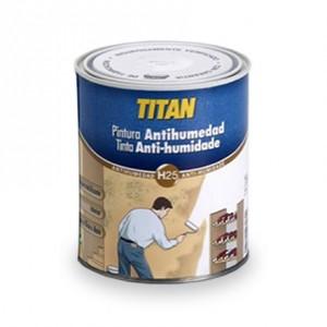 Pintura titan antihumedad h25 pintura anticondensaci n antimoho pinturas el artista - Titan antihumedad ...