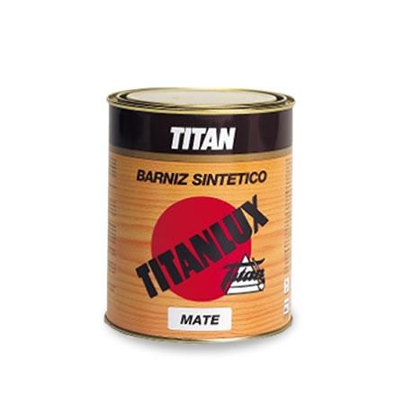 Barniz sintetico Titanlux mate incoloro 1
