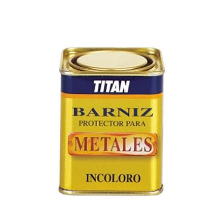 Barniz protector para metales titan pinturas el artista for Protector de pintura