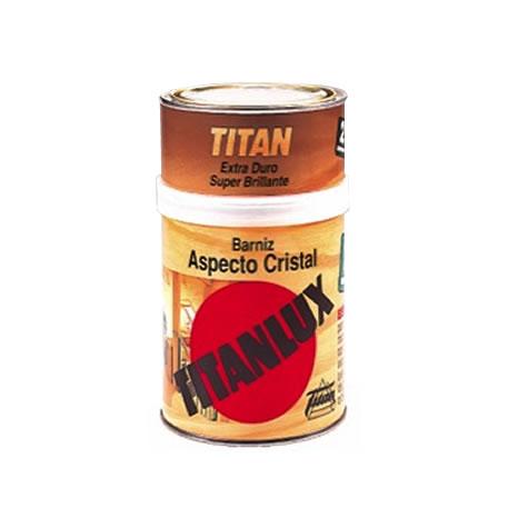 Barniz aspecto cristal extra duro titan pinturas el artista - Titan antihumedad ...