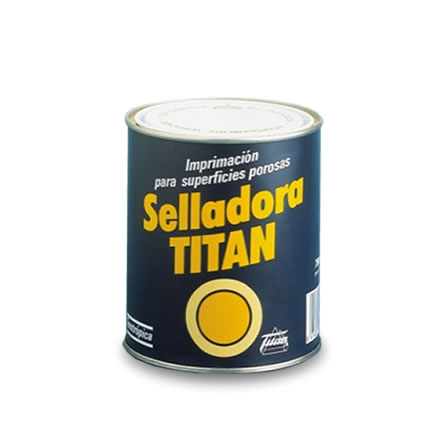 Selladora titan imprimaci n superficies porosas - Imprimacion para paredes ...
