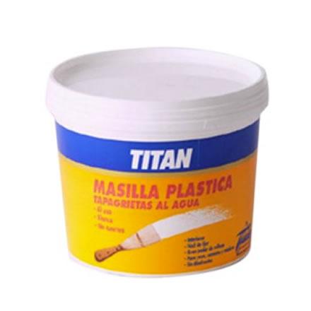 Masilla pl stica titan para todo tipo de soportes pinturas el artista - Titan antihumedad ...