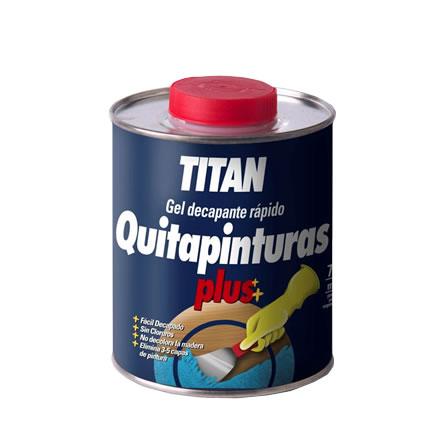 Decapante quitapinturas plus titan pinturas el artista - Pulimento liquido titanlux ...