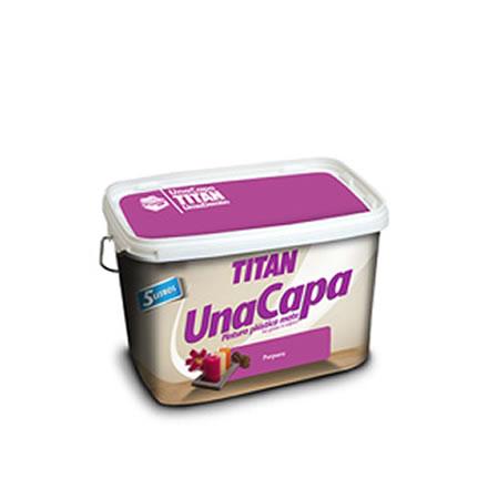 Titan una capa pintura plástica mate antimoho 1