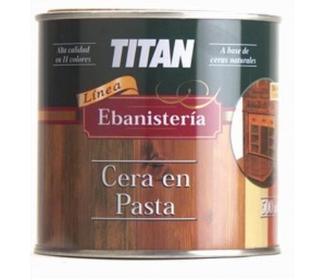Cera en pasta para muebles linea titan ebanister a for Cera muebles mercadona