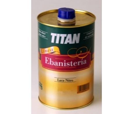 Laca nitro Titan acabado satinado 1