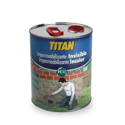 Impermeabilizante invisible H30 Titan 1