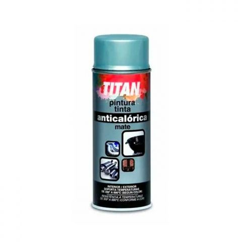 Pintura anticalórica en spray Titan 1