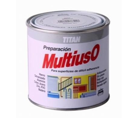 Preparaci n multiusos titan para todo tipo de superficies pinturas el artista - Titan antihumedad ...