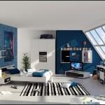 azul Inspiración y color para la decoración interior