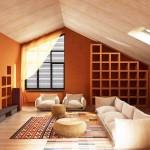Color naranja: Inspiración y color para la decoración interior