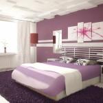 violeta Inspiración y color para la decoración interior