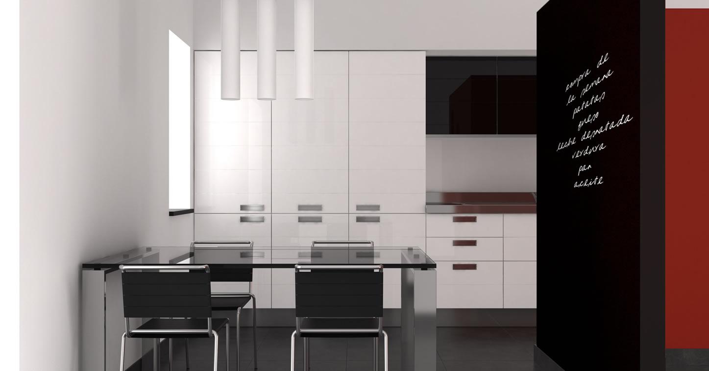 Titan pizarras pintura para pintar pizarras paredes con efecto pizarra pinturas el artista - Pared pizarra cocina ...