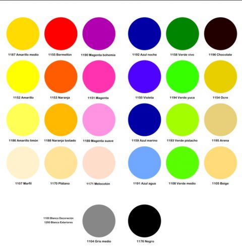 Titan export pintura plástica lavable 2