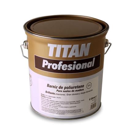 Barniz poliuretano D9 Titan profesional suelos de madera 1