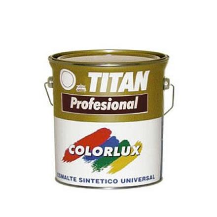 Colorlux esmalte sintético universal. Titan profesional. Brillante secado rápido 1