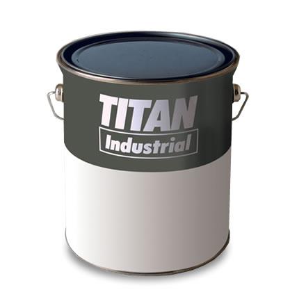 Esmalte brillante de secado rapido 4L Titan industrial 1