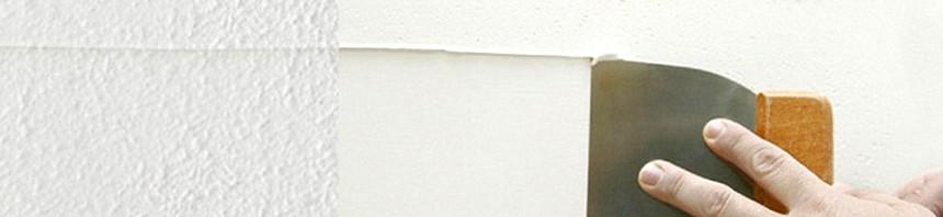 Como quitar el gotel de la pared con rodillo pinturas el artista - Como quitar pintura de la pared ...