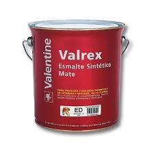 Valrex Brillante esmalte sintético de alta calidad de Valentine 1