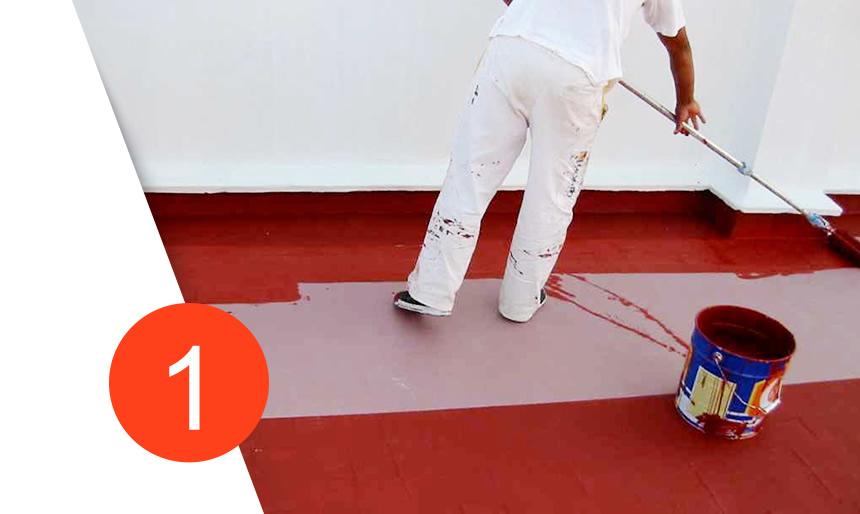 Manual de impermeabilizaci n de azoteas y terrazas i - Pintura para impermeabilizar terrazas ...