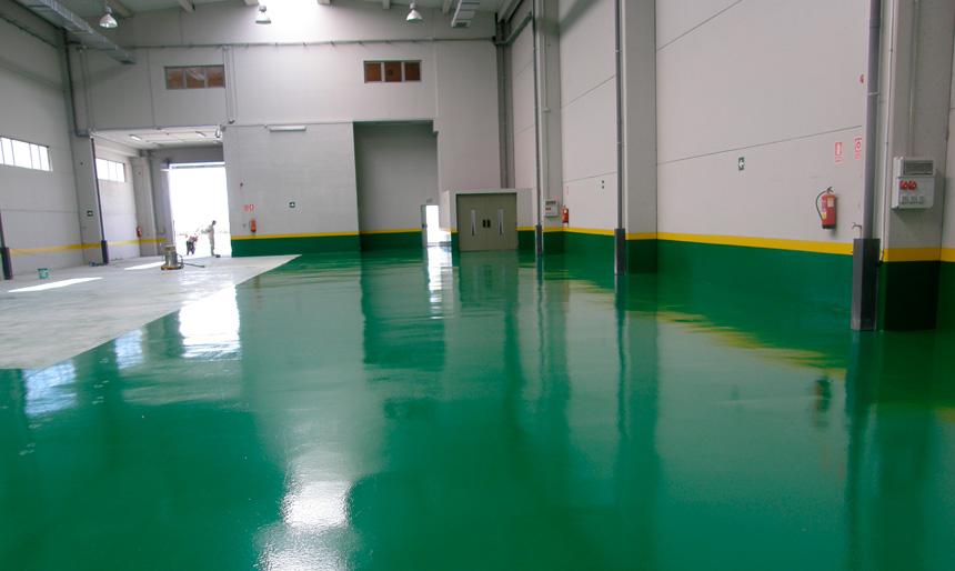 Como pintar suelos de cemento consejos pinturas el artista - Pintura para pintar piso de cemento ...