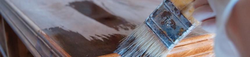 Cómo restaurar muebles de madera 1