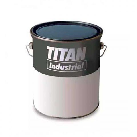 Esmalte antioxidante 815 blanco ral 9016 directo sobre el oxido Titan industrial 1