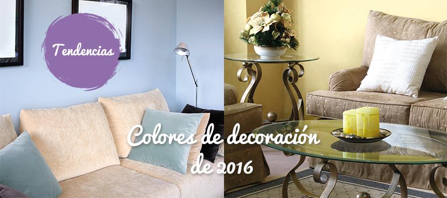 colores para decorar 2016