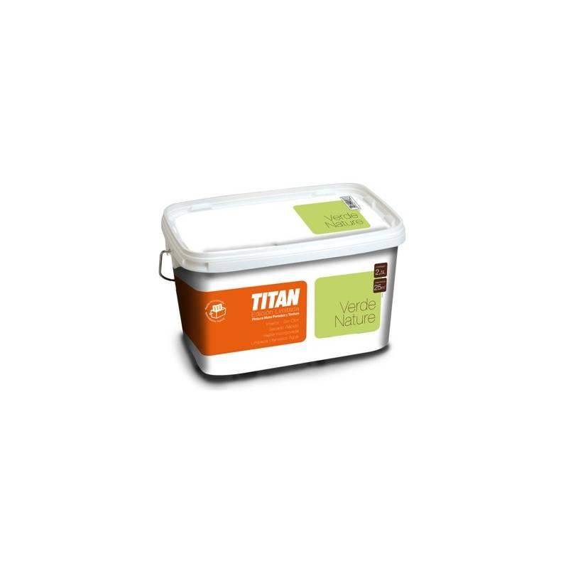 Pintura colores titan edici n limitada interior mate 4 l pinturas el artista - Titan antihumedad ...