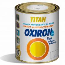 Oxiron Esmalte al Agua de Titan. Interior y Exterior