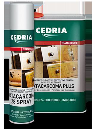 CEDRIA MATACARCOMA PLUS 1