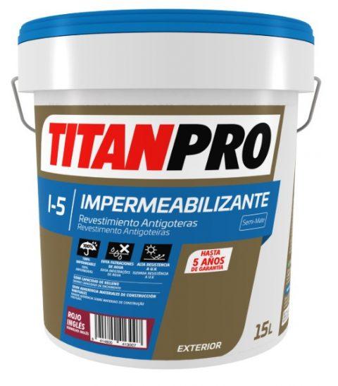 Revestimiento antigoteras I5 Titan Pro 1