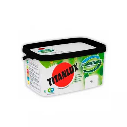 TITANLUX BIOSOSTENIBLE NATURAL. CUBETA 4L 1