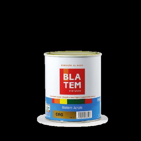 Blatem Acrylic Metalizado 4