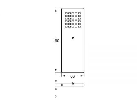 Spot BASIK sensor de proximidad 3W